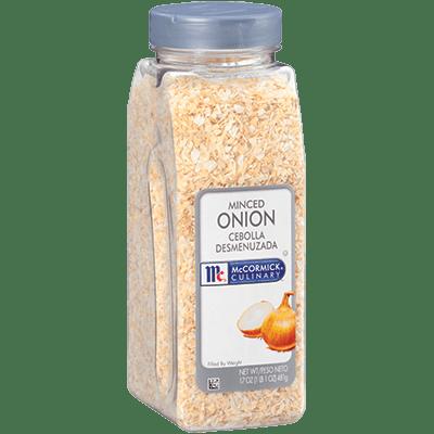 McCormick® Culinary® Onion, Minced
