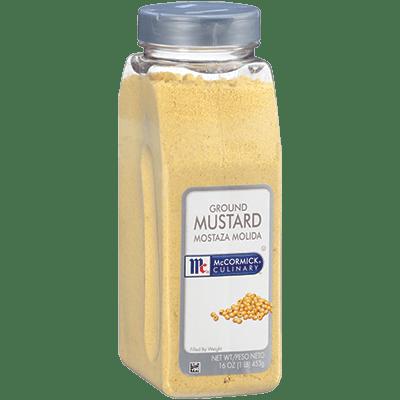 McCormick® Culinary® Mustard, Ground