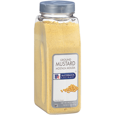 McCormick® Culinary® Mustard, Ground