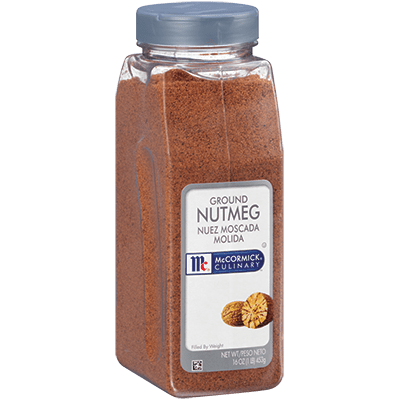 McCormick® Culinary® Nutmeg, Ground