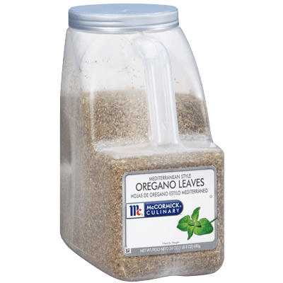 McCormick® Culinary® Oregano Leaves, Mediterranean Style