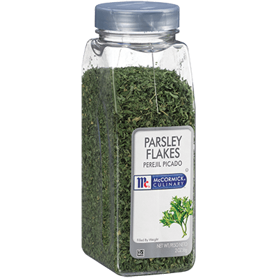 McCormick® Culinary® Parsley Flakes