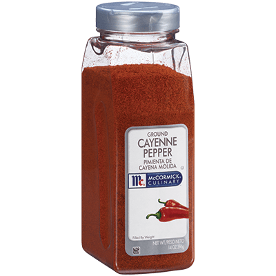 McCormick® Culinary® Cayenne Pepper, Ground