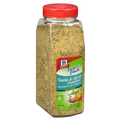 McCormick® Culinary® Garlic & Herb Seasoning, Salt Free