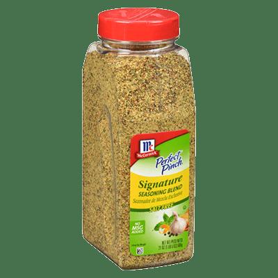 McCormick Culinary Signature Seasoning Blend
