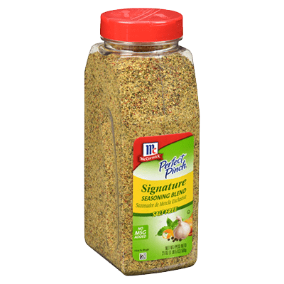 McCormick® Culinary® Signature Seasoning Blend