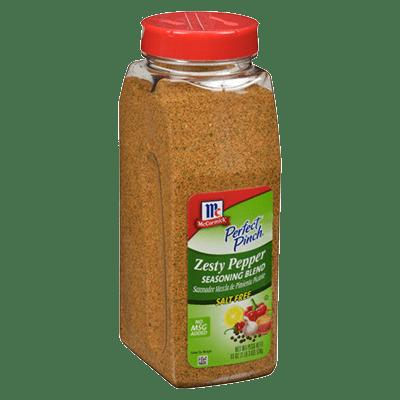 McCormick Culinary Zesty Pepper Seasoning Blend