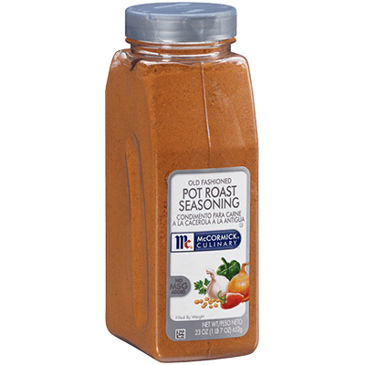 McCormick® Culinary® Pot Roast Seasoning, Old Fashioned