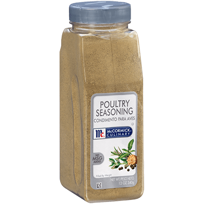 McCormick® Culinary® Poultry Seasoning