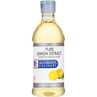 McCormick® Culinary® Pure Lemon Extract
