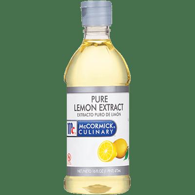 McCormick® Culinary® Pure Lemon Extract