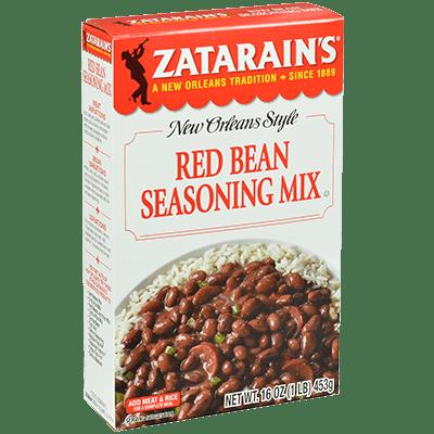 Zatarains Red Bean Seasoning Mix