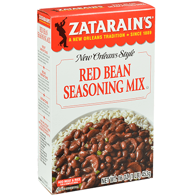 Zatarains® Red Bean Seasoning Mix