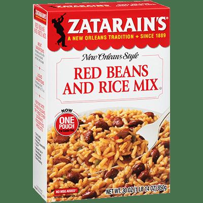 Zatarains Red Beans Rice Mix