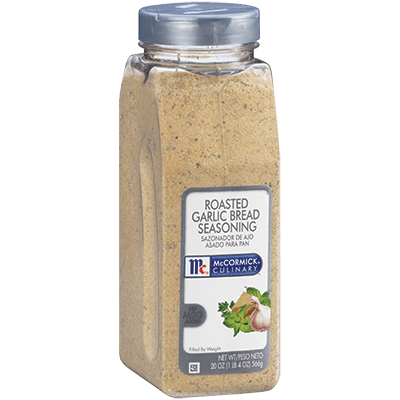 McCormick Culinary Garlic Bread Seasoning Roasted