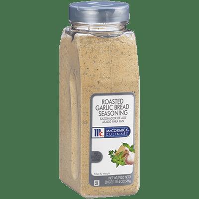 McCormick® Culinary® Garlic Bread Seasoning, Roasted
