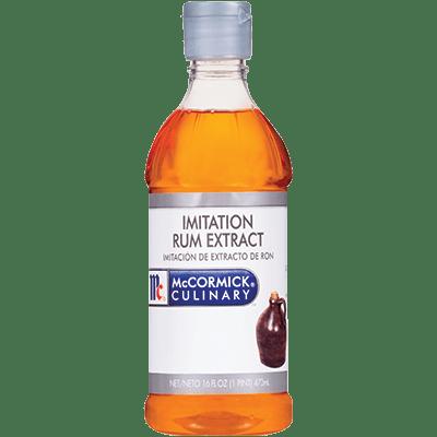 McCormick Culinary Imitation Rum Extract