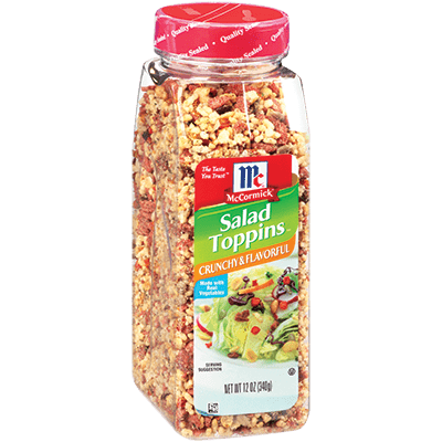 McCormick Culinary Salad Toppins