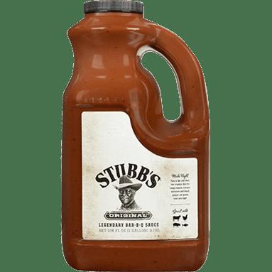 STUBBS Original Legendary BarBQ Sauce