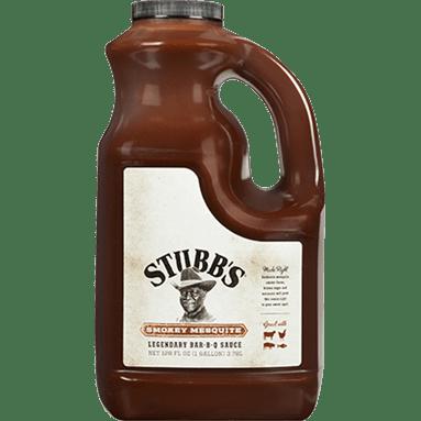 STUBBS Smokey Mesquite Legendary BarBQ Sauce
