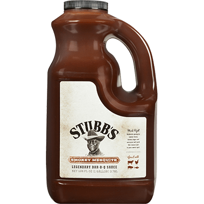 Stubb's® Smokey Mesquite Legendary Bar-B-Q Sauce
