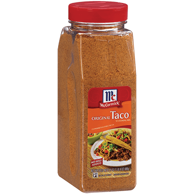 Taco Seasoning Mccormick For Chefs