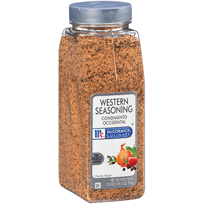 McCormick Culinary Western Seasoning