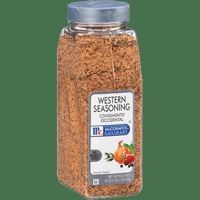 McCormick® Culinary® Western Seasoning