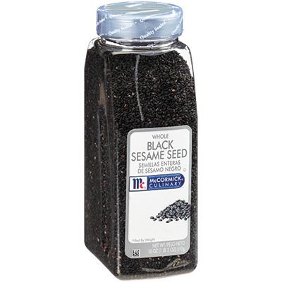 McCormick® Culinary® Sesame Seeds, Black