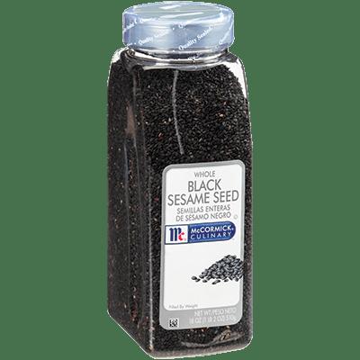McCormick® Culinary® Sesame Seeds, Black
