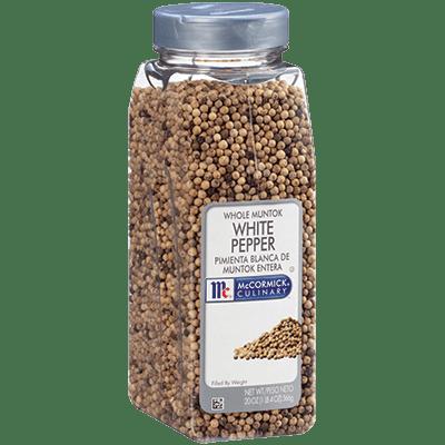 McCormick Culinary White Pepper Whole