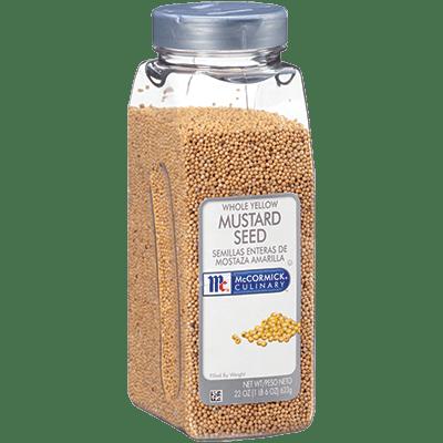 McCormick® Culinary® Mustard Seed