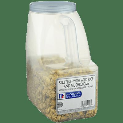 McCormick Culinary Wild Rice Mushroom Stuffing