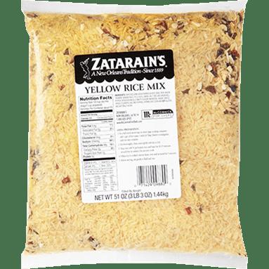 Zatarains Yellow Rice Mix