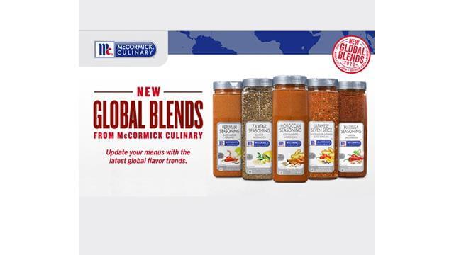 Global Blends