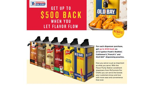 Get up to $500 Back