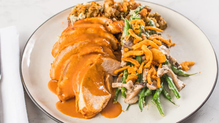 Frank's Infused Turkey Gravy