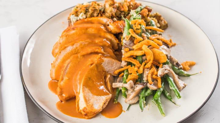 Frank's Infused Turkey Gravy