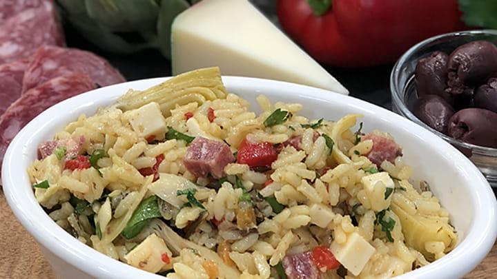 Antipasto Pilaf Salad