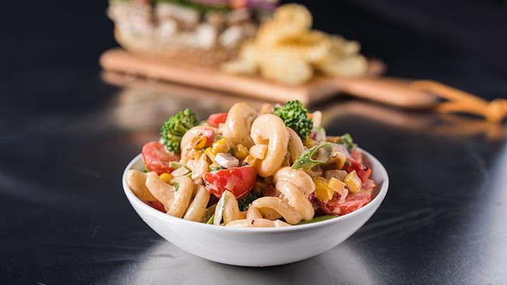 BBQ Pasta Salad