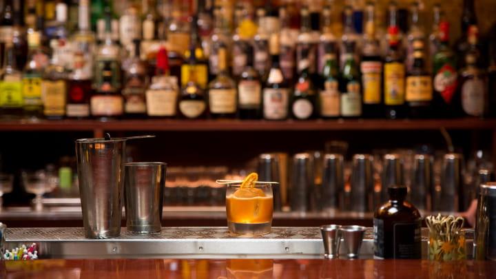 Bourbon Spice Rack