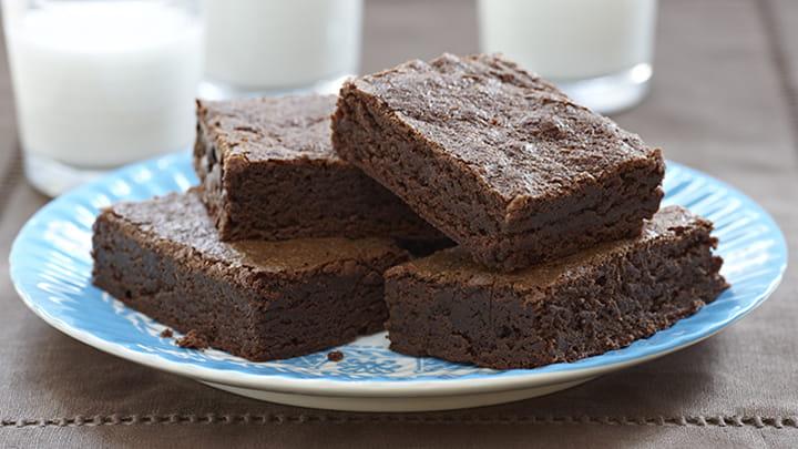 Cinnamon Fudgy Brownies