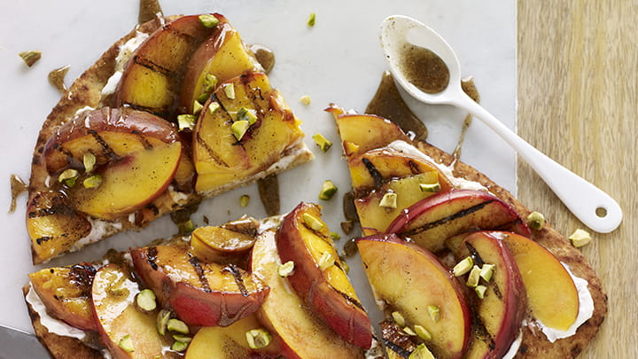 grilled_fruit_tart_with_spiced_honey_drizzle_720x405