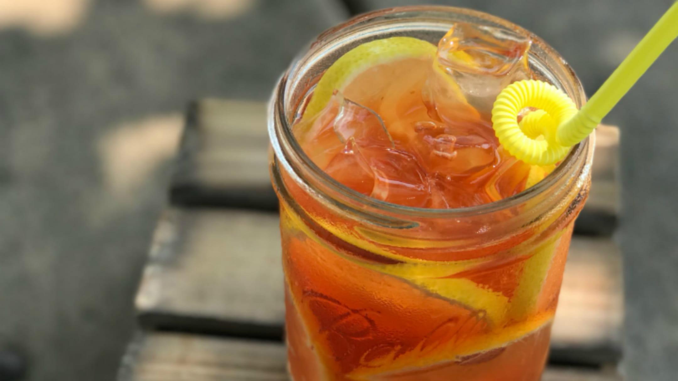 The Classic Lemon Iced Tea