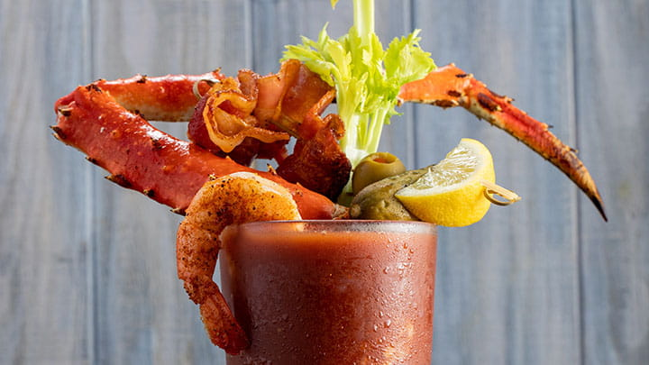 Classic OLD BAY® Bloody Mary