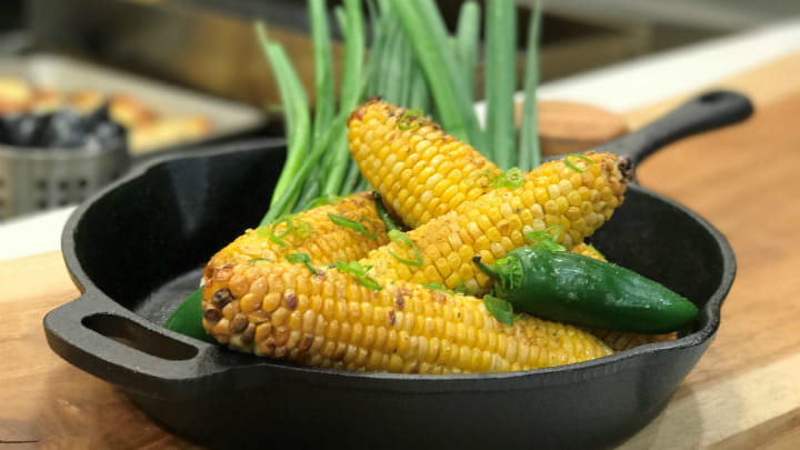 OLD BAY Buttered Corn
