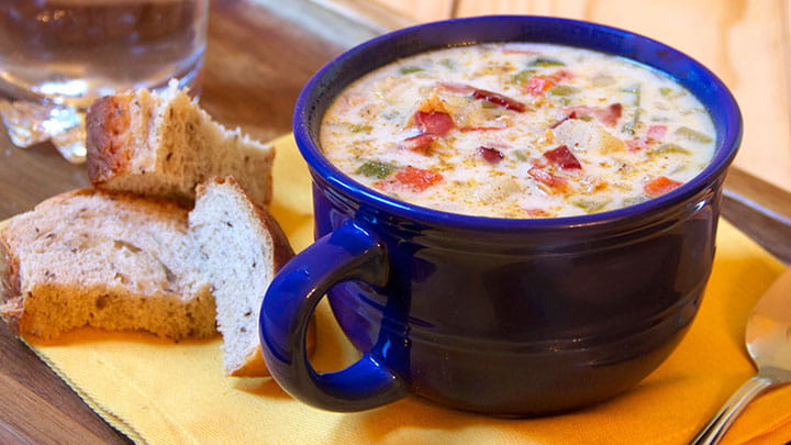 OLD BAY® Seafood Chowder