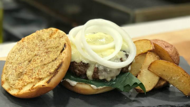 Pit Beef Burger