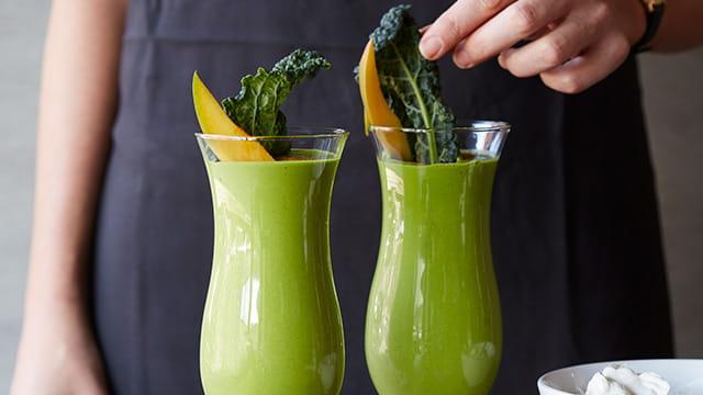 Kale Turmeric Smoothie