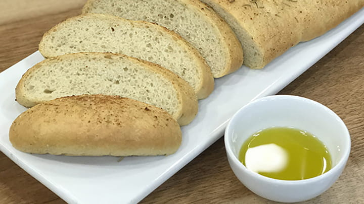 Rosemary Olive Oil Loaf
